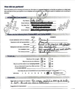 Betty Heffley Redacted Contact Info
