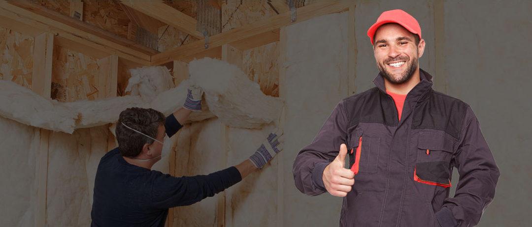 Blown Insulation in Claremore