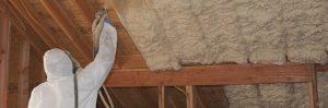 Spray Foam Insulation Header