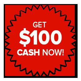 Starburst $100 Cash
