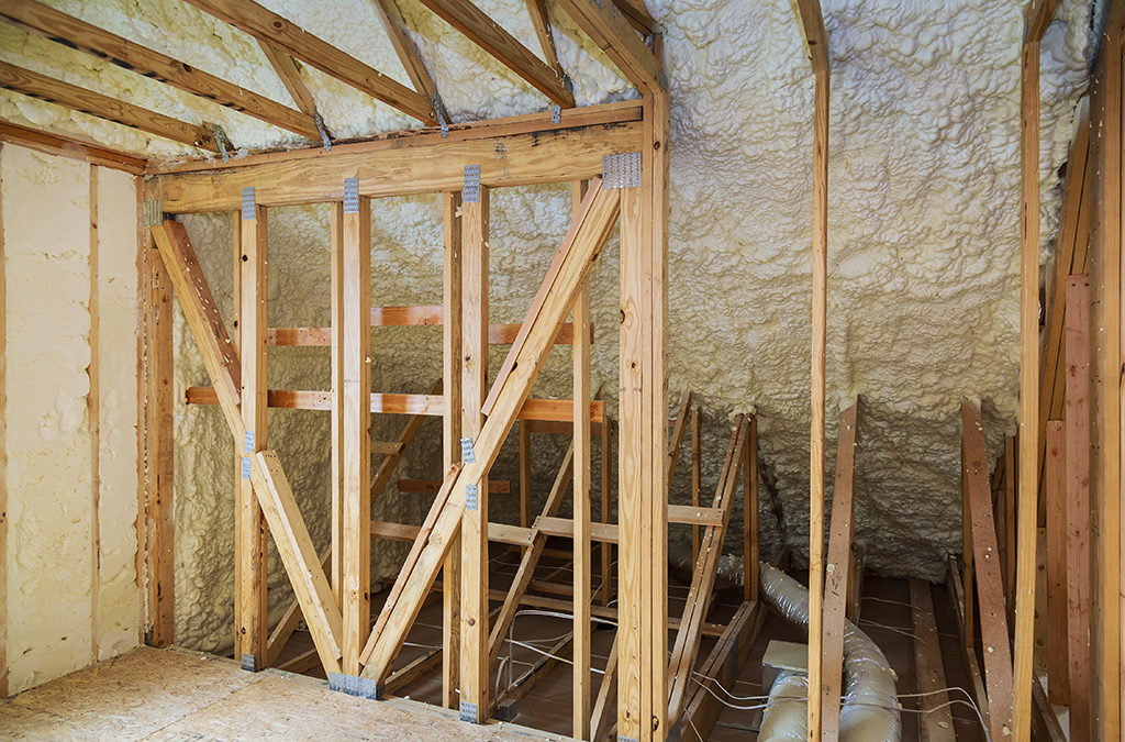 Spray Foam Insulation | This is the Best Service For Your Home